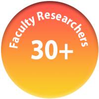 Fact: Number of Faculty Researchers,
